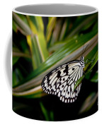 Black And White Beauty Coffee Mug