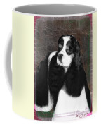 Black And White Cookie Coffee Mug