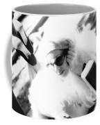 Black And White Girl  Coffee Mug