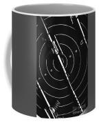 Black And White Military Marksman  Coffee Mug