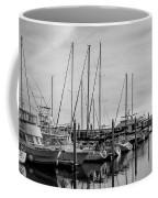 Black And White Reflections Coffee Mug