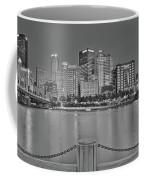 Black And White Riverfront 2017 Coffee Mug