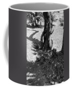 Black And White Roots Coffee Mug