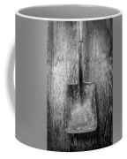 Square Point Shovel 2 Coffee Mug