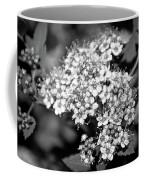 Black And White Twinkle Coffee Mug