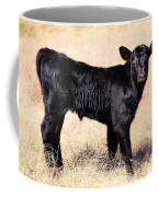 Black Angus Baby Calf Coffee Mug
