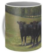 Black Angus Buddies Coffee Mug