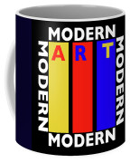 Black Art Coffee Mug