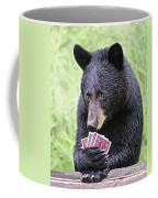 Black Bear Says I Call  Coffee Mug