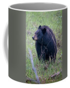 Black Bear Yellowstone Np_grk7085_05222018 Coffee Mug
