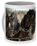 Black Beauties Coffee Mug
