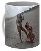 Black Bikinis 14 Coffee Mug