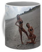 Black Bikinis 15 Coffee Mug