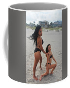Black Bikinis 18 Coffee Mug