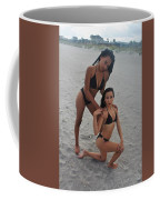 Black Bikinis 19 Coffee Mug