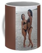 Black Bikinis 20 Coffee Mug