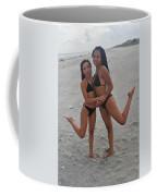 Black Bikinis 21 Coffee Mug