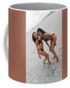 Black Bikinis 23 Coffee Mug