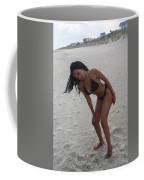 Black Bikinis 24 Coffee Mug