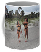 Black Bikinis 29 Coffee Mug