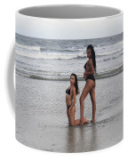 Black Bikinis 33 Coffee Mug