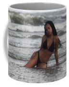 Black Bikinis 35 Coffee Mug