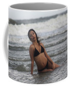 Black Bikinis 36 Coffee Mug