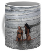 Black Bikinis 37 Coffee Mug