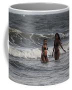 Black Bikinis 42 Coffee Mug