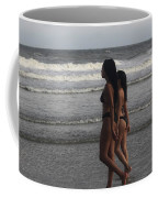 Black Bikinis 43 Coffee Mug