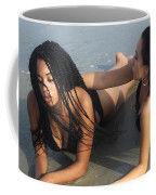 Black Bikinis 47 Coffee Mug