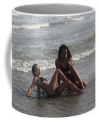 Black Bikinis 48 Coffee Mug