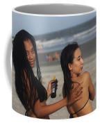 Black Bikinis 51 Coffee Mug