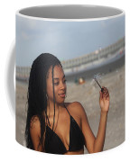 Black Bikinis 55 Coffee Mug