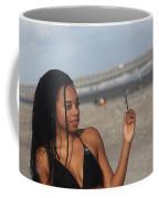 Black Bikinis 56 Coffee Mug