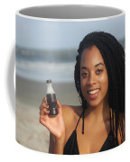 Black Bikinis 58 Coffee Mug