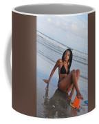Black Bikinis 64 Coffee Mug