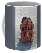 Black Bikinis 9 Coffee Mug
