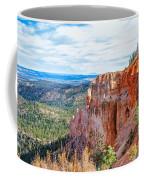 Black Birch Canyon Coffee Mug