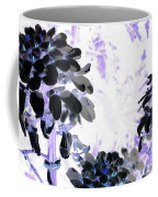 Black Blooms I I Coffee Mug