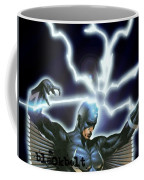 Black Bolt Coffee Mug