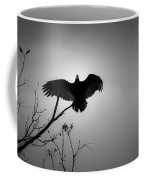 Black Buzzard 5 Coffee Mug