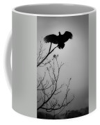 Black Buzzard 6 Coffee Mug
