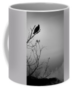 Black Buzzard 7 Coffee Mug