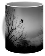 Black Buzzard 9 Coffee Mug