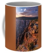 Black Canyon Sunset Glow Coffee Mug