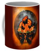 Black Cat Cupcake Coffee Mug