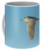 Black-crowned Night Heron 0403-022618-1cr Coffee Mug