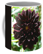 Black Dalia  Coffee Mug