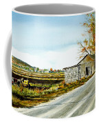 Black Dirt Morning Coffee Mug